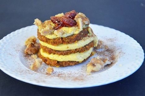 Torte senza forno: 10 golose ricette veg | Alimentazione Naturale, EcoRicette Veg e Vegan | Scoop.it