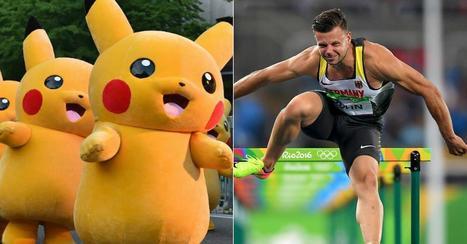 Pikachu statt Sportplatz: So gefährdet Pokémon Go den deutschen Nachwuchssport | Facebook, Chat & Co - Jugendmedienschutz | Scoop.it
