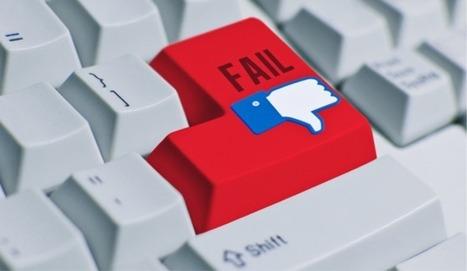 Top 3 des échecs de marques sur les médias sociaux en 2014 | Innovations dans le secteur financier | Scoop.it