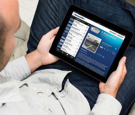 Sirius XM pivots into streaming satellite radio - Calgary Herald | Social Smartware | Scoop.it