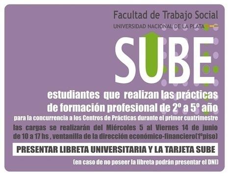 Facultad de Trabajo Social- UNLP Proyecto de Accesibilidad a los Centros de Práctica - FTS - Facultad de Trabajo Social (UNLP) | Posgrados | Scoop.it