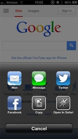 UIActivity Providers for iOS6 | PandaLit | Scoop.it