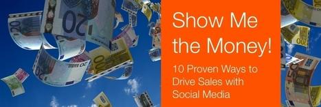 10 Proven Solutions Unlocking Sales with Social Media [Presentation] | Social Media Article Sharing | Scoop.it
