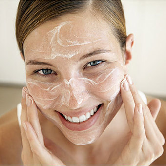 Best Way to Clean Your Face - Healthy Skin Solutions | Skin Care | Scoop.it