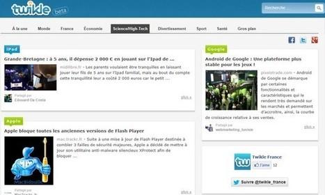 Twikle, le baromètre de l'actualité via les réseaux sociaux | CommunityManagementActus | Scoop.it