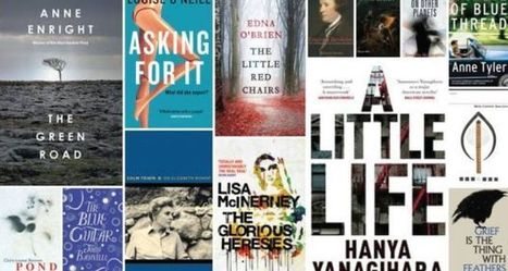 The year in books: what have the writers been reading in 2015? | The Irish Literary Times | Scoop.it