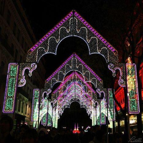 Fête des lumières et des couleurs - Lumières de l'ombre | The Blog's Revue by OlivierSC | Scoop.it