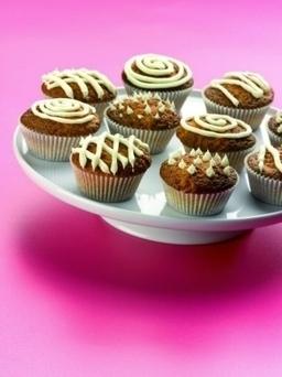 Cupcake au chocolat blanc, pomme Calvados - Le Progrès | Cupcakes en France | Scoop.it