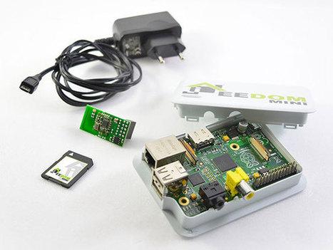 La box domotique JEEDOM Mini est disponible ! | Soho et e-House : Vie numérique familiale | Scoop.it