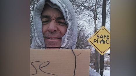 Des Moines business man poses as homeless, gives back | This Gives Me Hope | Scoop.it