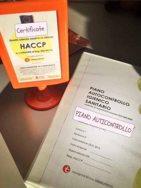 Idea Turismo: Calendario corsi HACCP a Trento e in provincia di Trento | idea ed idee nel turismo | Scoop.it