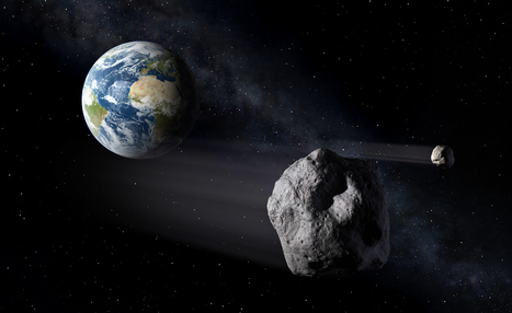 Fly Me to the Minimoon: Tiny Asteroids Near Earth Touted for Human Exploration | Space matters | Scoop.it