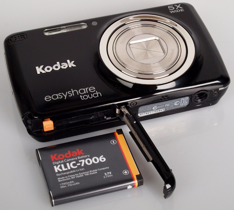 Kodak Easyshare Touch M577 Camera Review | Everything Photographic | Scoop.it