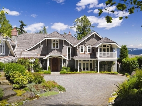 Gated Waterfront Estate | 896 Lands End Road, North Saanich, BC | Luxury Real Estate Canada | Scoop.it
