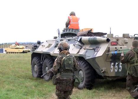 Russian Airsoft Combat Ekaterinburg | Popular Airsoft | Airsoft Showoffs | Scoop.it