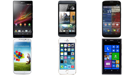 How the iPhone 5S stacks up against its biggest competitors | The Core Business Show with Tim Jacquet | Scoop.it
