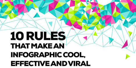 How Very Meta: An Infographic with 10 Rules On How to Make Better Infographics | Fleksibel utdanning | Scoop.it