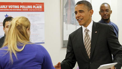 How Obama 'lost' key state on election day but won anyway - Los Angeles Times | Electoral College Needs to Die | Scoop.it