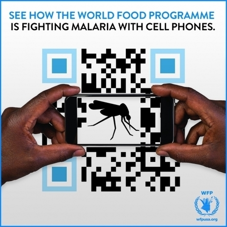 Fighting Malaria With Your Cell Phone? | digital citizenship | Scoop.it