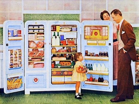 "What ever happened to: ""Small fridges make good cities"" 