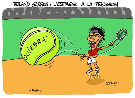 Espagne : Nadal fait face à la crise... | | LYFtv - Lyon | Scoop.it