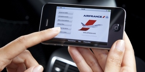 Air France et KLM testent le Wi-Fi à bord des vols longs-courriers | Web Planet | Scoop.it