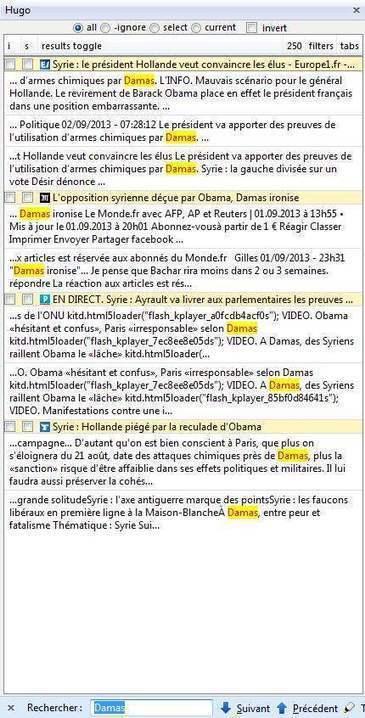 Rechercher du texte dans tous les onglets de Firefox, Hugo | Les Infos de Ballajack | François MAGNAN  Formateur Consultant | Scoop.it