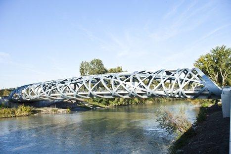 GVARCHI : pont Hans-Wilsdorf | Ressources pour la Technologie au College | Scoop.it