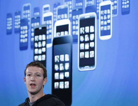 What To Expect From Facebook's Big Product Announcement Today | Social Media Curator | Scoop.it