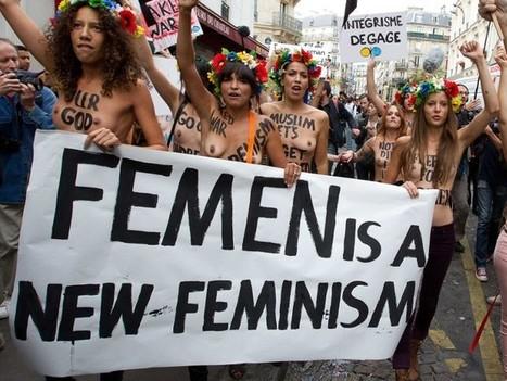 Féminisme: pourquoi la stratégie des Femen mène à l'échec - Rue89 | Genres, sexe et féminisme | Scoop.it