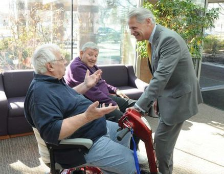 Tax credits proposed for elderly parents' care - Newsday | The Remember Web | Scoop.it