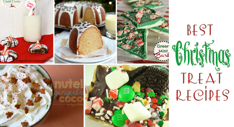 Best Christmas Treat Recipes | Do it yourself projects | Scoop.it