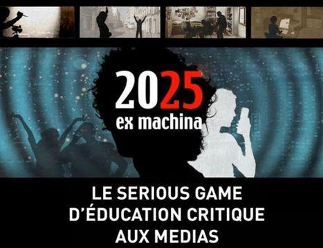 2025 ex machina | Serious games au CDI | Scoop.it