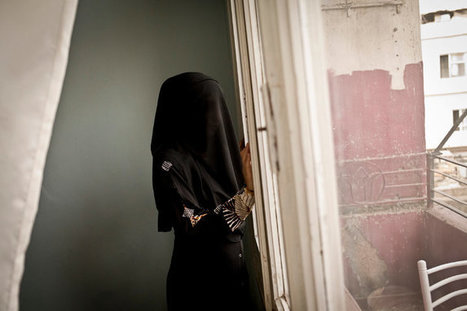 ISIS Women and Enforcers in Syria Recount Collaboration, Anguish and Escape | 694028 | Scoop.it