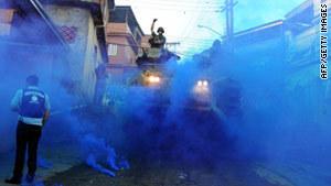 Hundreds of Brazilian military police raid slum in Rio de Janeiro | Brazilian Favelas: The Economic, Political, Social Impact | Scoop.it