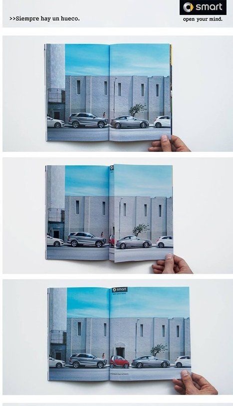 20 creative double-page magazine ads that will make you look twice! | market research topics | Scoop.it