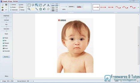 PicEdit : un nouveau logiciel d'édition d'images | Time to Learn | Scoop.it
