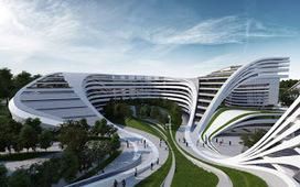 Arquitectamos LOCOS?: ¿Zahas Hadides para qué? | The Architecture of the City | Scoop.it