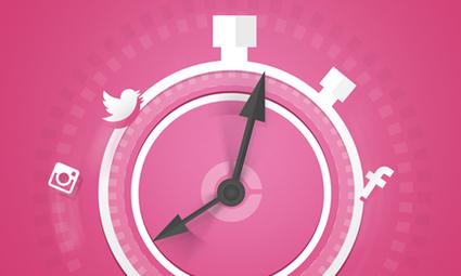 Connaissez-vous la durée de vie des publications Facebook, Twitter et Instagram ? | SocialWebBusiness | Scoop.it