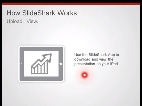 SlideShark: PowerPoint Finally Gets a Deserving iPad App | Tech in the language classroom (FSL) | Scoop.it
