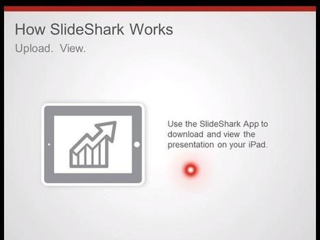 SlideShark: PowerPoint Finally Gets a Deserving iPad App | Digital Presentations in Education | Scoop.it