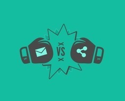 Emailing vs Social Media : dans quel levier investir en 2014 ? - Emailing.biz | Communication tout azimut | Scoop.it