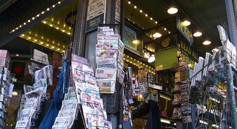 'Google Play Newsstand' could bring digital newspaper ... - Engadget | Tech | Scoop.it