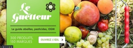 "Pesticides : Greenpeace scanne vos aliments, marque par marque ! | Environnement, Pollution et Eco-Logis ""AutreMent"" 