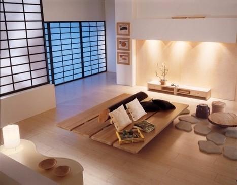 Idées décoration japonaise pour un intérieur zen et design   Maison   Scoop.it