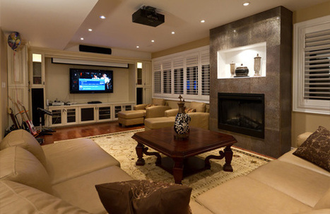 How To Choose The Best Basement Designs. | Intresting Blogs page | Scoop.it