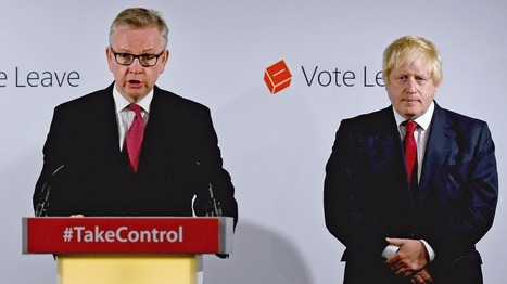 Michael Gove's wife suggests he secure 'guarantees' before supporting Boris Johnson | Business Video Directory | Scoop.it