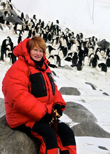Icy beginning for women explorers - Northern Star | Women Who Dared | Scoop.it