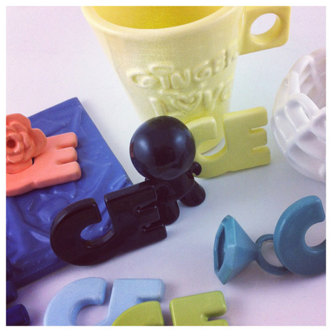 CERAMICS:3D Printing Service by  i.materialise | Additive Manufacturing News | Scoop.it