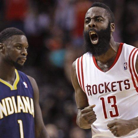 Harden Calls Rockets the Best Team in the NBA   NBA Insider   Scoop.it